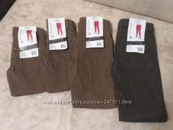 Новые джинсы скинни для девочек в размерах 104-158, Германия