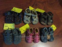 Распродажа. Новые босоножки, туфли, кожа, р. 17, 18, 19, 20, Испания