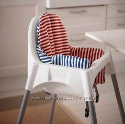 Наволочкой на стул для кормления Ikea