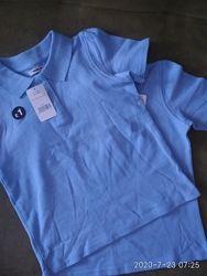 Школьные футболки поло  PEP&CO на 6-8 лет