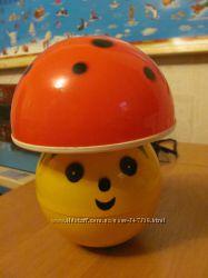 Музыкальна  неваляшка - гриб
