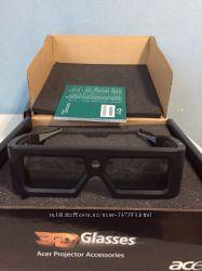 Продам пару 3 D очков Acer E1 b DLP