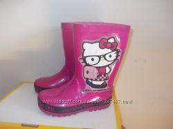 Резиновые сапожки Hello Kitty