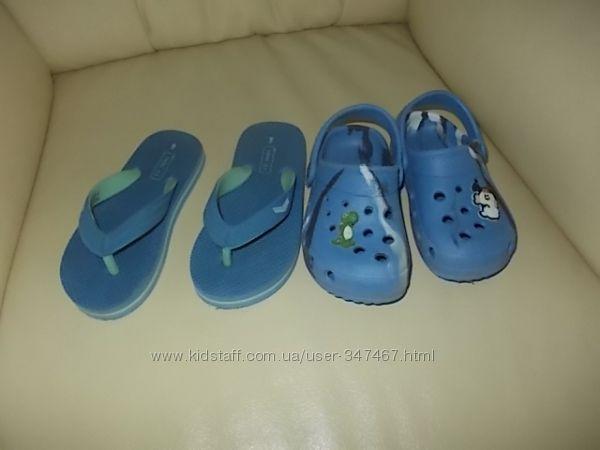 Пляжная обувка для мальчишек