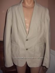 Летний пиджак ZARA EUR 54