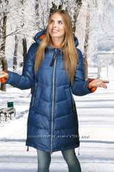 Женская зимняя парка