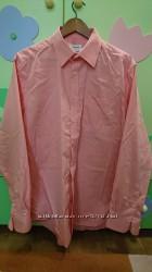 Рубашка C&A большого размера ворот 43 см