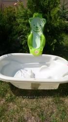 Лучшая ванночка для грудничка OKBABY Onda и горка Buddy