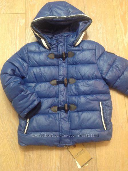 Курточка Mayoral новая , размер 116