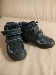 Ботинки на мальчика деми,  Geox  р. 29