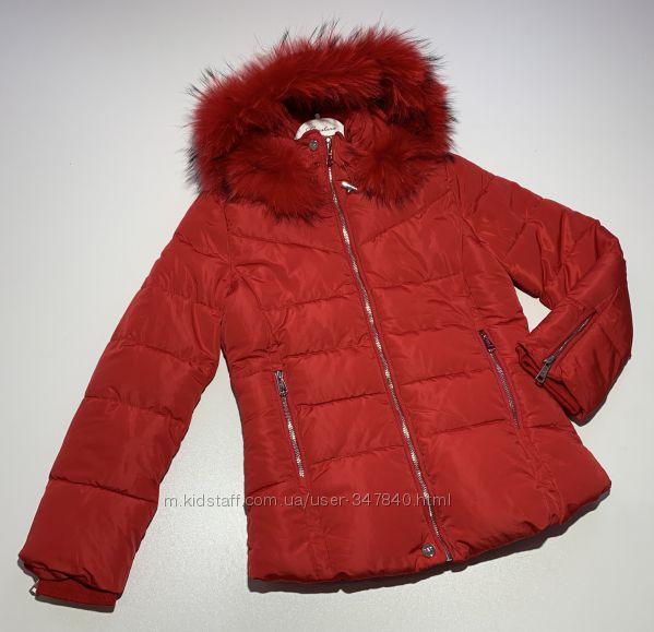 To be too - теплые куртки для девочек на возраст 8, 10, 12, 14, 16 лет