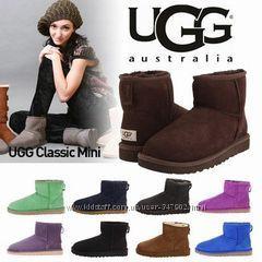UGG Australia угги для всей семьи большой выбор 36-45р.