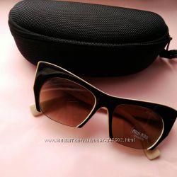 Солнцезащитные брендовые очки Ray Ban, Chanel, LV, Prada, Carrera, Marc Jac