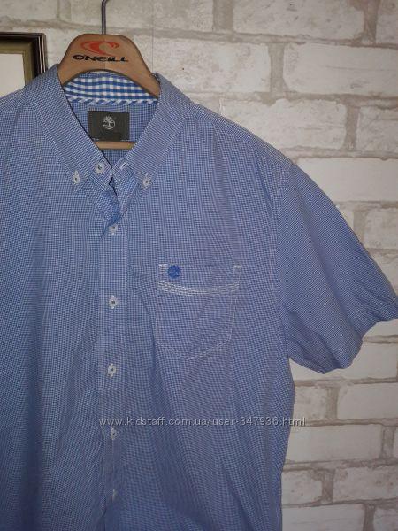 Timberland р S-M Рубашка Оригинал Полномерит
