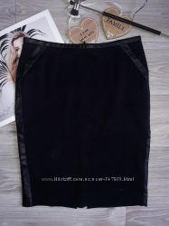 H&M Юбка стильная со вставками р. 838