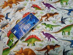 Постельное белье Динозавры
