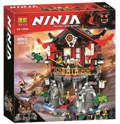 Конструктор Ninja Bela 10806 храм воскресения . бела ниндзяго