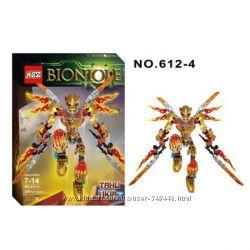 Конструктор KSZ Bionicle 612-1, 612-2, 612-3, 612-4 бионикл