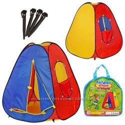 Палатка домик детская М 0053
