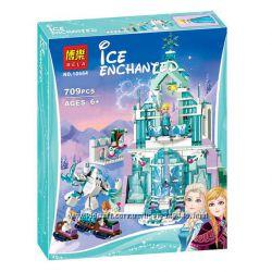 Конструктор Bela 10664 Волшебный ледяной замок Эльзы