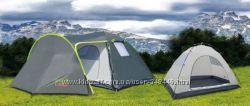 Четырехместная двухслойная палатка Green Camp 1009