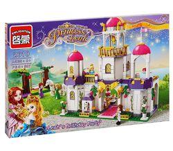 Конструктор enlighten brick 2610 дворец замок принцессы