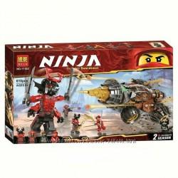 Конструктор Bela 11163 Ninjago Земляной бур Коула
