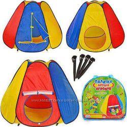 Палатка домик детская 0506 палатка