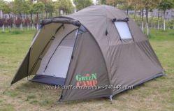 Палатка Green Camp 3006 туристическая двухместная
