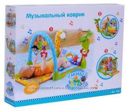 Развивающий игровой коврик Умный малыш 7181
