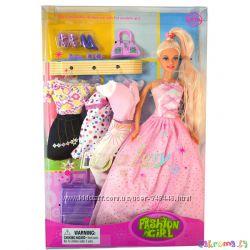 Кукла Defa типа барби 8012 принцесса дефа люси два вида с аксессуарами