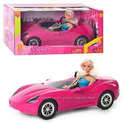 Кукла Defa в машине 8228 дефа типа барби