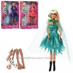 Кукла Defa Lucy 8397 маскарад с одеждой лялька дефа типа барби