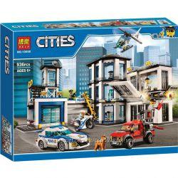 Конструктор Bela 10660 City Сити Полицейский участок