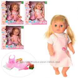 Кукла пупс сестра муз Сестренка беби борн бон аналог два вида