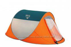 Палатка 68004 туристическая двухместная палатка Bestway