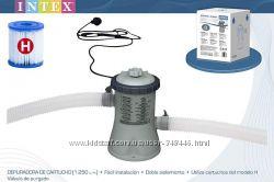Насос - фильтр Intex 28604 и 28602 для бассейнов