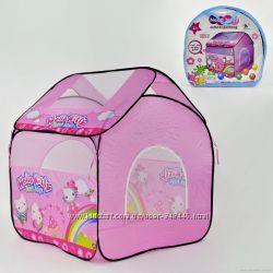 Палатка детская А 999-208 Hello Kitty в сумке