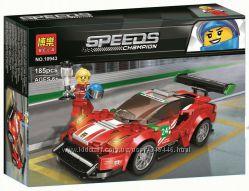 Конструктор Bela 10943 Феррари 488 GT3 Scuderia Corsa