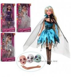 Кукла Defa 8396 маскарад дефа лялька типа барби