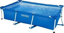 Бассейн каркасный Intex прямоугольный Интекс 28271