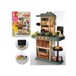 кухня 889-183 звук, свет, мойка-льется вода, 43 предмета