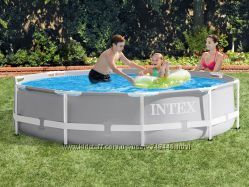 Каркасный бассейн Intex 26700 Интекс 305х76см