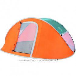 Палатка Bestway 68005 трехместная туристическая Бествей