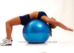 Фитбол, мяч для фитнеса 65см MS 1576 Profit Ball в коробке