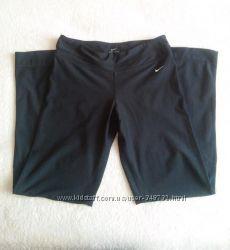 Спортивные брюки-штаны. NIKE . Oригинал. dri - fit. размер М. Л.