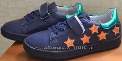 Кроссовки туфли на девочку 32 размер новые