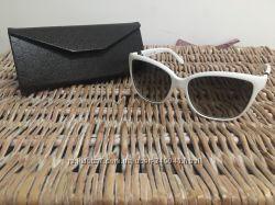 Новые белые очки Gucci оригинал