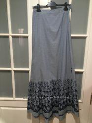 Шикарная юбка в пол Iceberg Италия оригинал