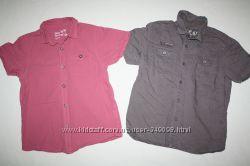Фирменные рубашки NEXT и MATALAN